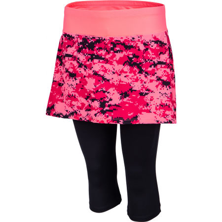Lotto SPEEDRUN W III SKIRT + LEGGING MID PRT PL