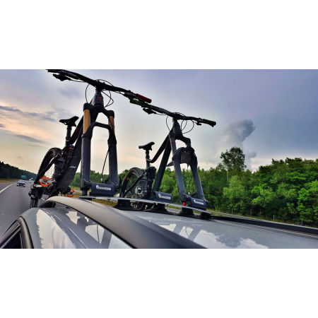 Bicycle carrier - TREE FROG PRO 3 - 7