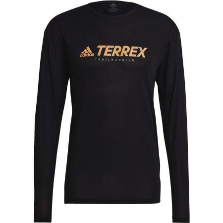 adidas TX TRAIL LONGSL - Pánské sportovní tričko
