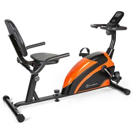 KLARFIT RELAXBIKE 6.0 SE - Bicicletă orizontală fitness
