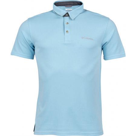 Columbia NELSON POINT POLO - Мъжка  тениска с яка