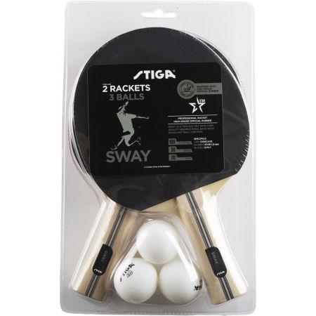 Stiga SWAY SET - Zestaw do tenisa stołowego