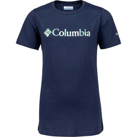 Columbia SWEAT PINES GRAPHIC SHORT SLEEVE TEE - Детска тениска
