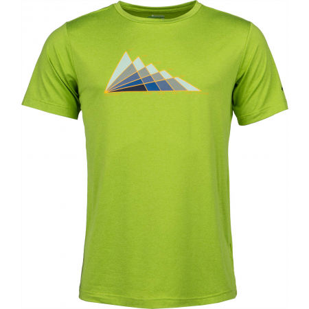 Columbia TECH TRAIL GRAPHIC TEE - Pánske tričko