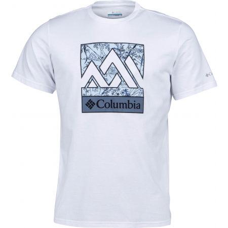 Columbia M RAPID RIDGE GRAPHIC TEE - Мъжка тениска