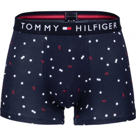 Boxeri bărbați - Tommy Hilfiger TRUNK PRINT - 2