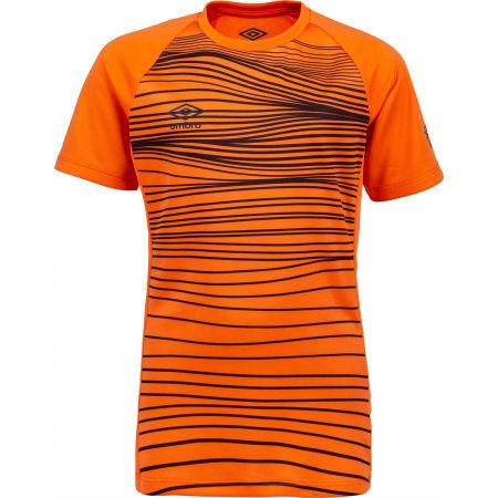 Umbro PRO TAINING CONTOUR GRAPHIC JERSEA JNR - Chlapčenské športové tričko