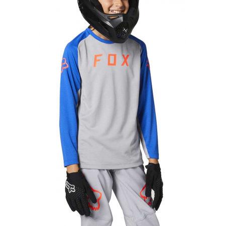 Fox DEFEND YTH - Detský cyklistický dres