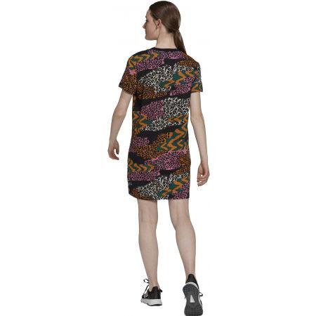 Дамска рокля - adidas FARM AOP DRE - 5