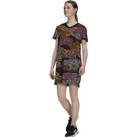 Дамска рокля - adidas FARM AOP DRE - 3