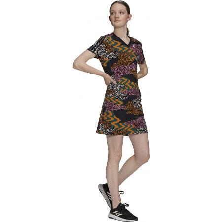 Дамска рокля - adidas FARM AOP DRE - 4