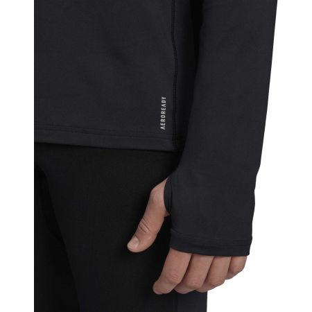 Férfi póló futásra - adidas OTR 1/2 ZIP - 6