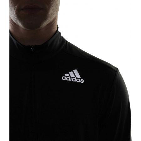 Férfi póló futásra - adidas OTR 1/2 ZIP - 7