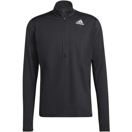 adidas OTR 1/2 ZIP - Pánské běžecké tričko