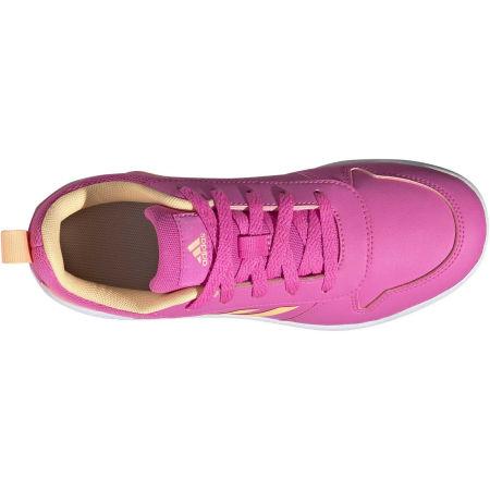 Детски обувки за зала - adidas TENSAUR K - 4