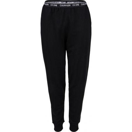 Spodnie dresowe damskie - Calvin Klein JOGGER - 2