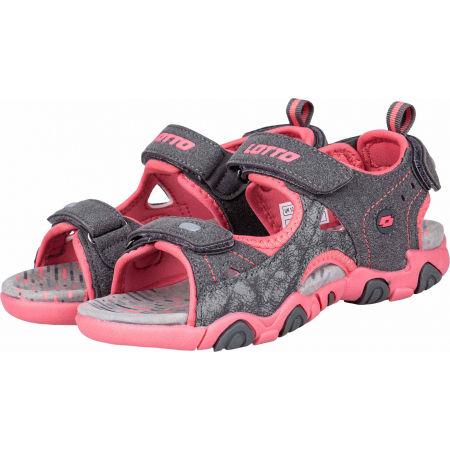 Detské sandále - Lotto MATEO II - 2
