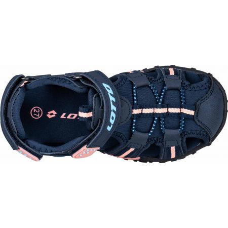 Dětské sandály - Lotto MAYPOS II - 5