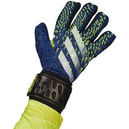 adidas PREDATOR LEAGUE - Pánské brankářské rukavice