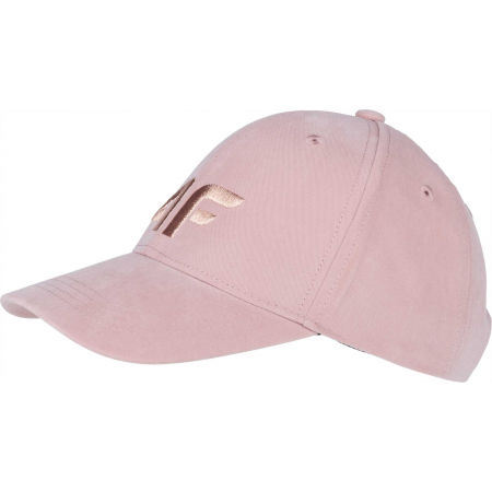 4F WOMEN´S CAP - Dámská kšiltovka