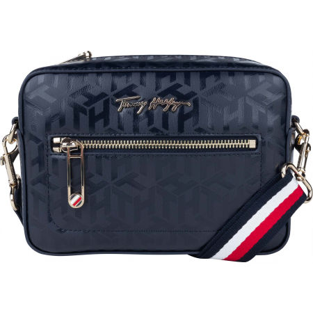 Tommy Hilfiger ICONIC TOMMY CAMERA BAG MONOGRAM