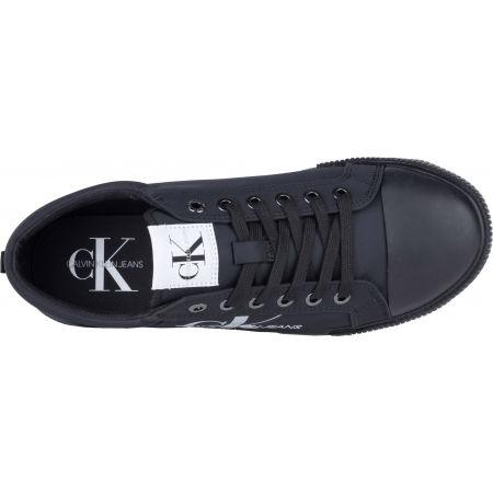 Мъжки кецове - Calvin Klein VULCANIZED SNEAKER LACEUP PES - 5
