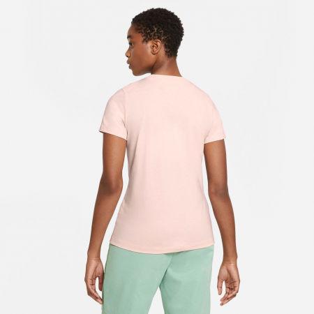 Dámské tričko - Nike NSW TEE REG SS PKT NATURE BIE W - 2