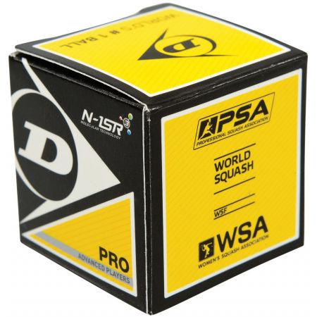 Squashové míče - Dunlop PRO - 2