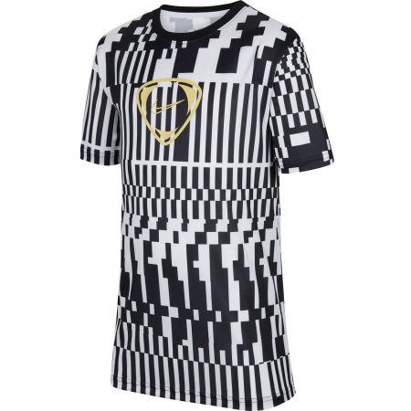 Nike DRY ACD TOP SS FP JB Y - Chlapecké fotbalové tričko