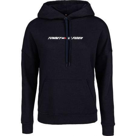 Tommy Hilfiger RELAXED GRAPHIC HOODIE LS - Dámská mikina