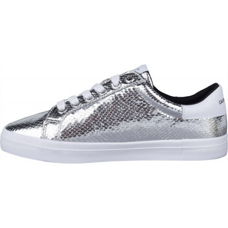 Дамски кецове - Calvin Klein LOW PROFILE LACEUP PYT PES - 4
