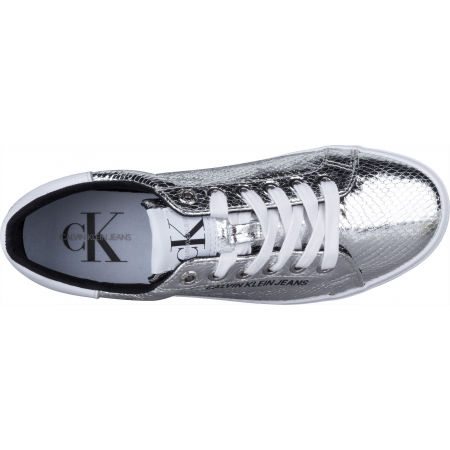 Дамски кецове - Calvin Klein LOW PROFILE LACEUP PYT PES - 5