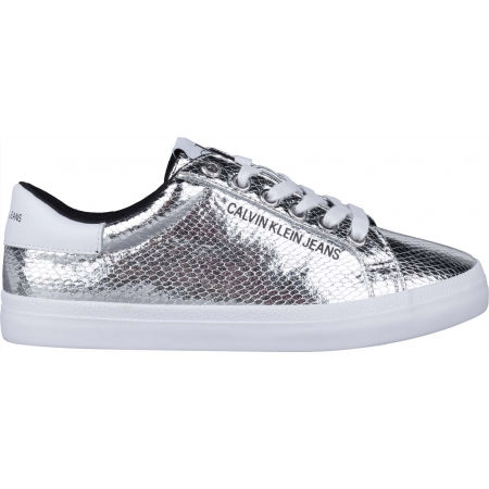 Дамски кецове - Calvin Klein LOW PROFILE LACEUP PYT PES - 3