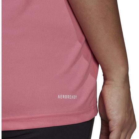 Дамска тениска plus size - adidas SL INC T - 7