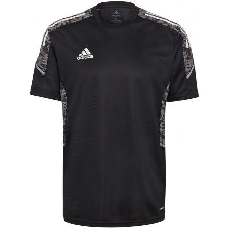 adidas CONDIVO21 TRAINING JERSEY - Pánský fotbalový dres