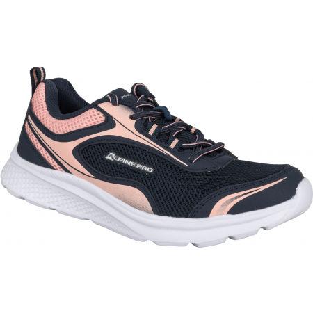 ALPINE PRO KOLRE BLK - Dámska  športová obuv