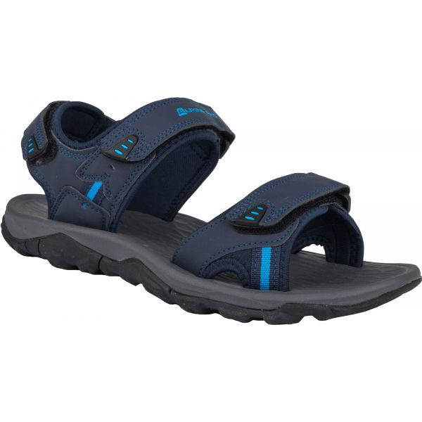 ALPINE PRO AMAGO  44 - Pánské sandály