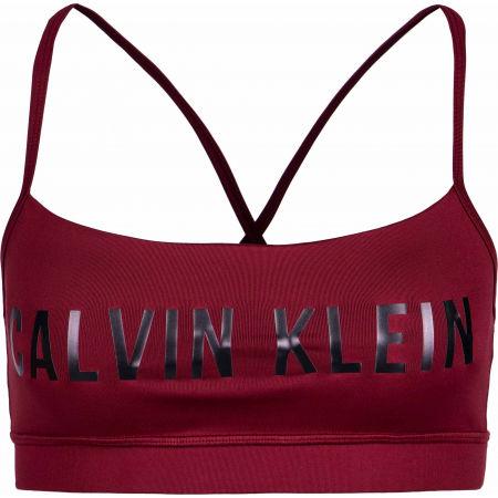 Calvin Klein LOW SUPPORT BRA - Дамско спортно бюстие