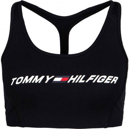 Tommy Hilfiger LIGHT INTENSITY GRAPHIC BRA - Dámska športová podprsenka