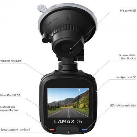 Autokamera - LAMAX C6 - 3
