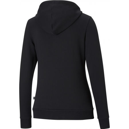 Women's sweatshirt - Puma ESS SMALL LOGO FULL-ZIP HOODIES - 2