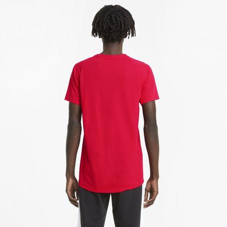 Men's sports T-shirt - Puma EVOSTRIPE TEE - 4