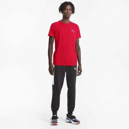 Men's sports T-shirt - Puma EVOSTRIPE TEE - 5