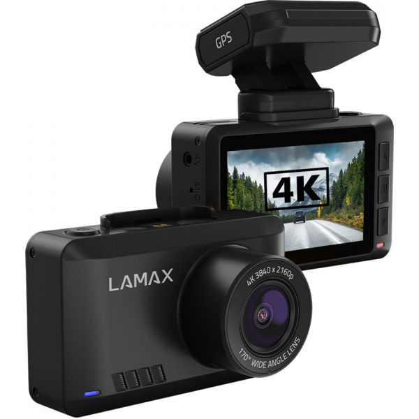 LAMAX T10 4K GPS - Autokamera
