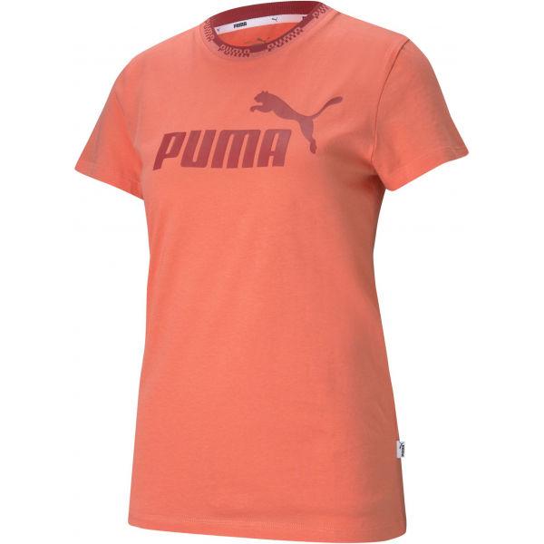 Puma AMPLIFIED GRAPHIC TEE - Dámske tričko