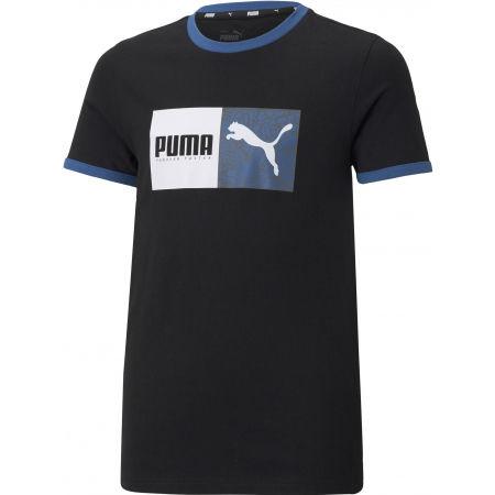Puma ALPHA TEE - Chlapecké sportovní triko