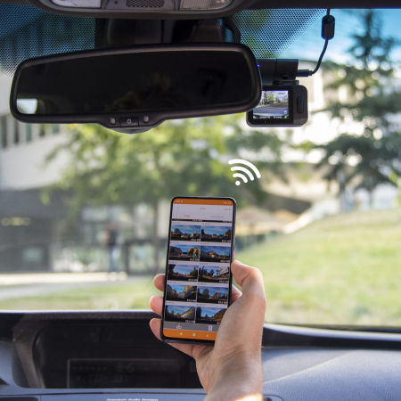 Autokamera - TrueCam M9 GPS 2.5K - 10