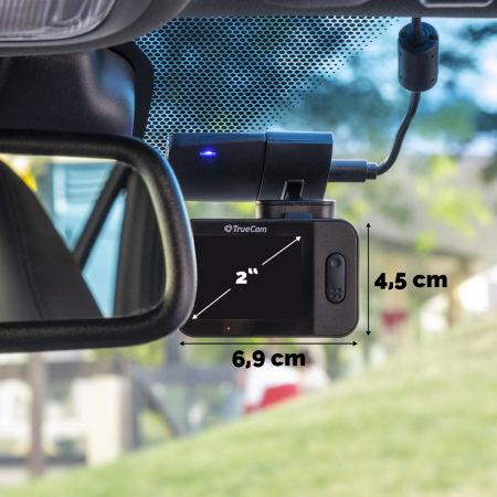 Autokamera - TrueCam M9 GPS 2.5K - 8