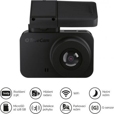 Autokamera - TrueCam M9 GPS 2.5K - 5