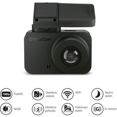 Autokamera - TrueCam M5 GPS WIFI - 4